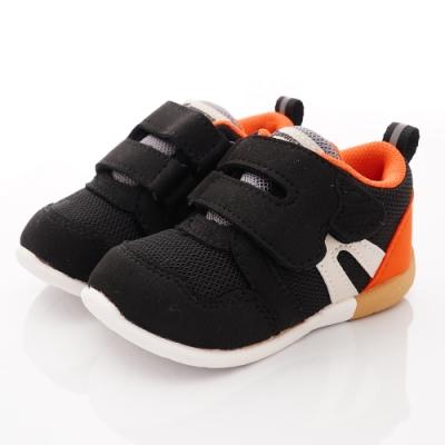日本月星頂級童鞋 HI系列3E穩定款 ON112黑(寶寶段)
