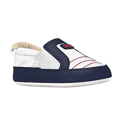 巴西BiBi童鞋_休閒款-藍白色921105