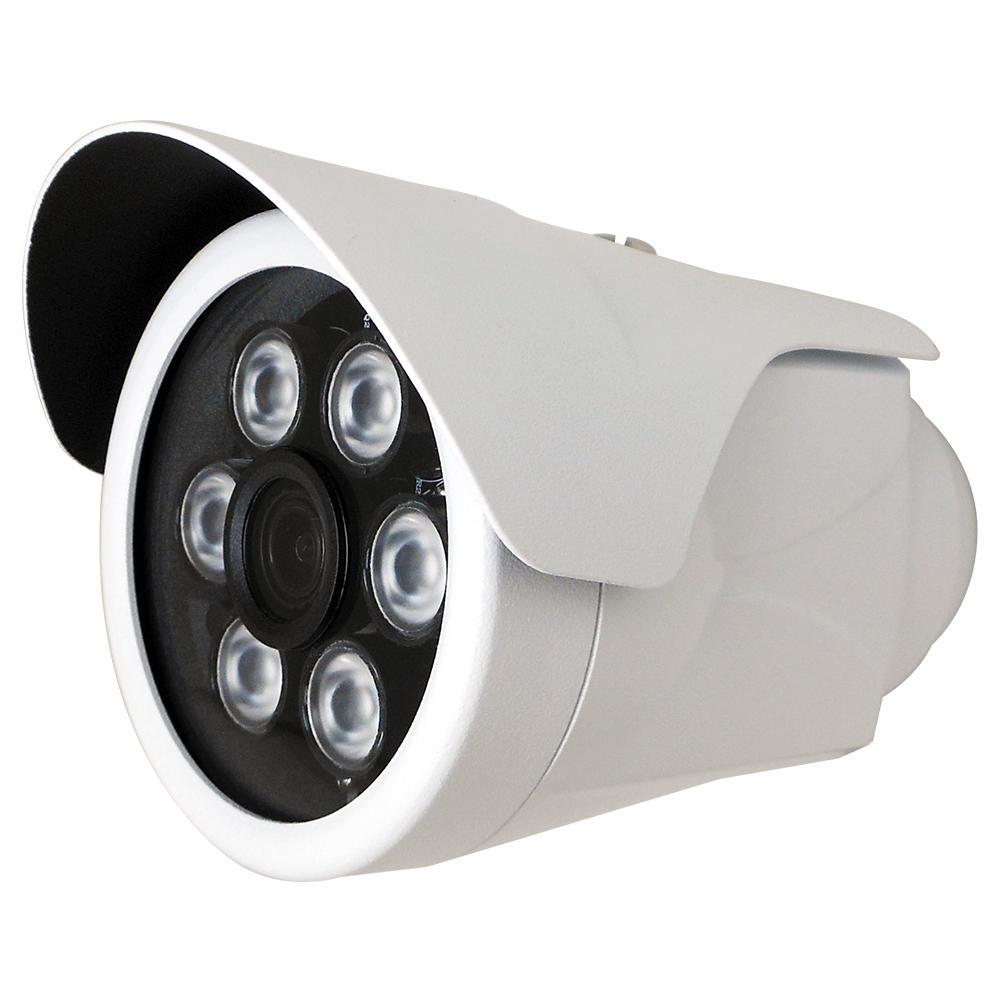 奇巧 四合一 AHD TVI CVI 1080P 200萬6陣列燈高清監視器攝影機