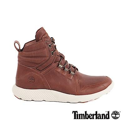 Timberland 男款Fly Roam皮靴