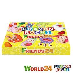酷蠟石 - 彩繪世界 24色
