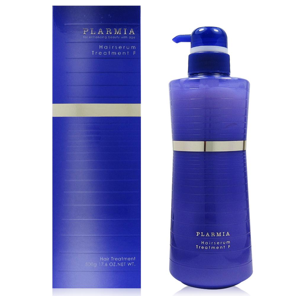 哥德式 PLARMIA璀璨系列 藍鑽Oil護髮素 F 500g