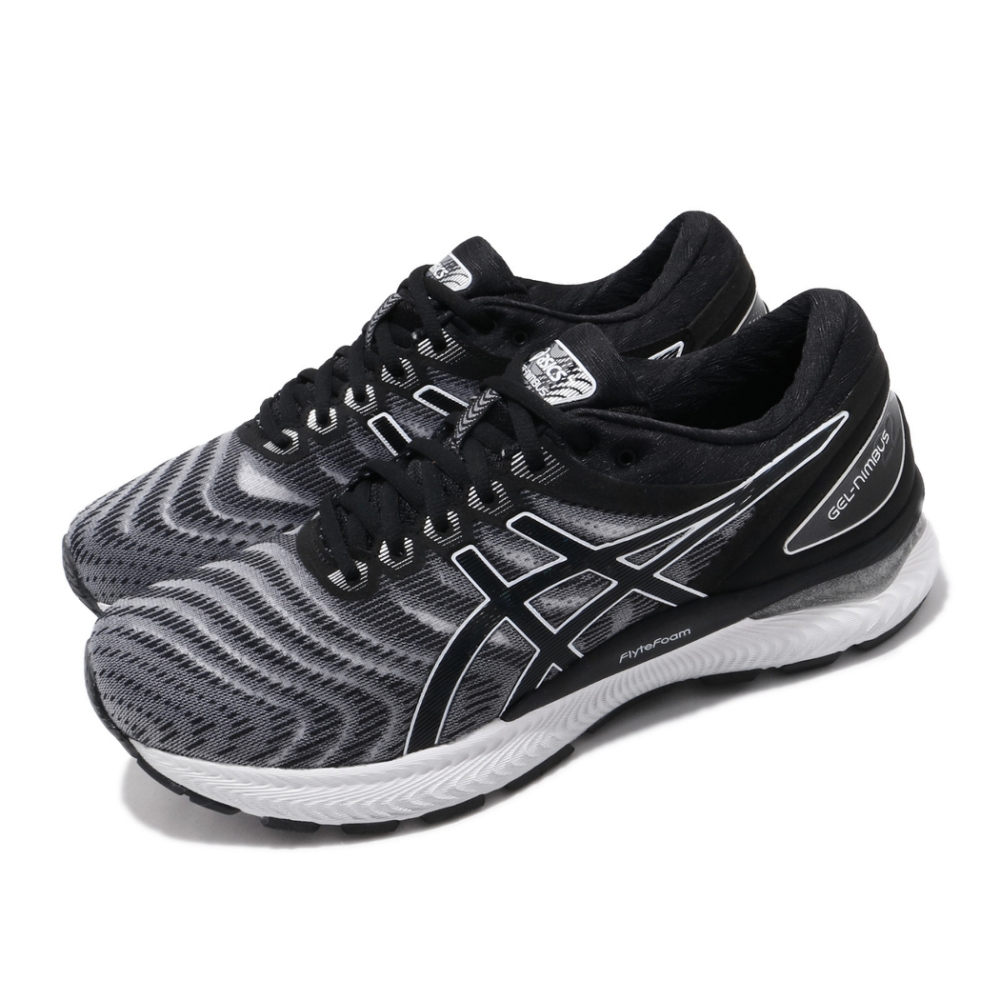 Asics 慢跑鞋 Gel-Nimbus 22 D 寬楦 女鞋 @ Y!購物