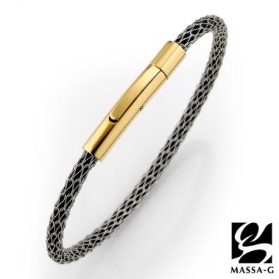 MASSA-G Titan XG2 Mini 3mm超合金鍺鈦手環