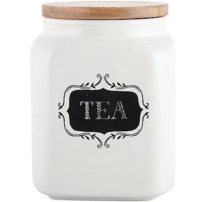 CreativeTops Stir茶葉陶製密封罐