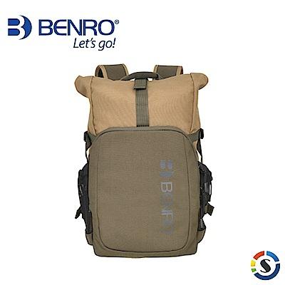 BENRO百諾 Incognito 150 微行者系列空拍機攝影雙肩背包(卡其色)