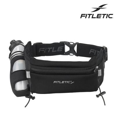 【Fitletic】Fully Loaded Neoprene單水壺腰包 HD12G / 黑色