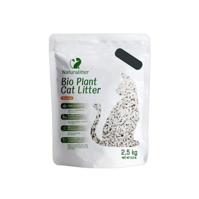 MRC瑪西森林 100%天然植物原料環保豆腐砂-原味 2.5kg/5.5lb/6L  四包組
