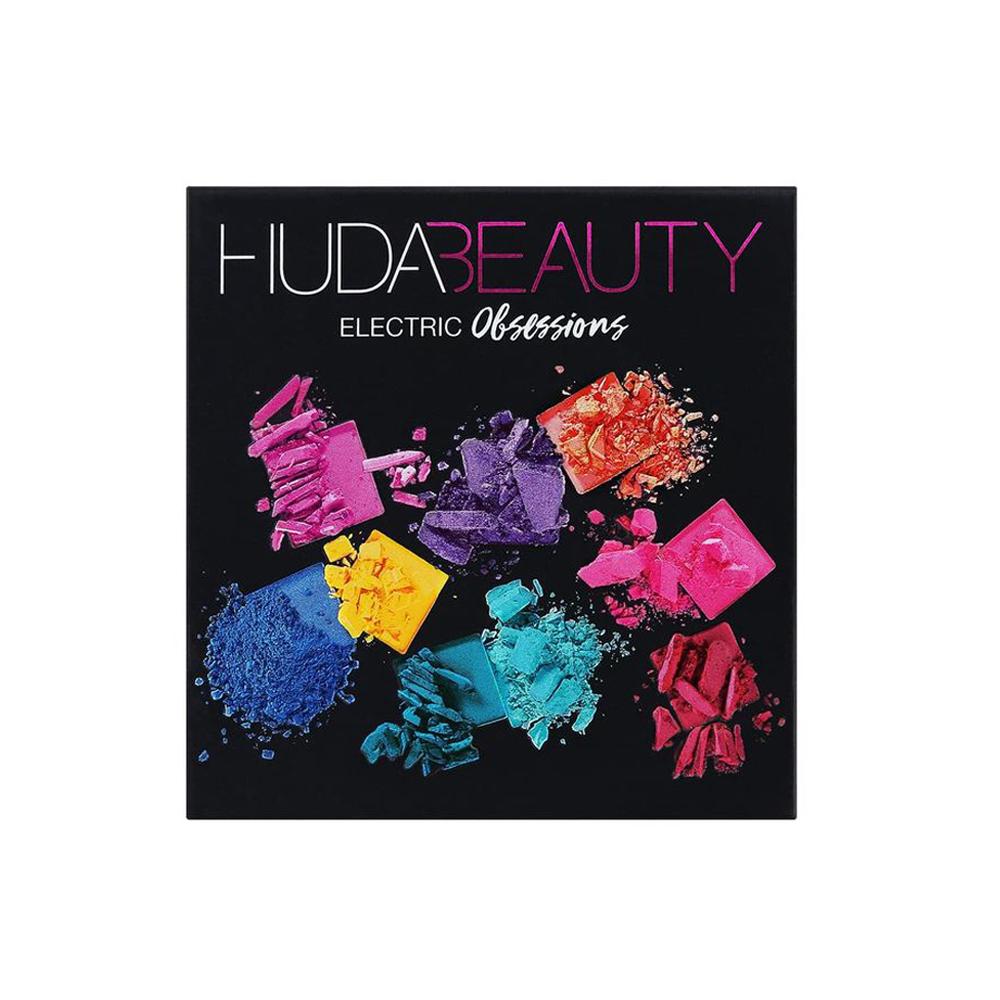 HUDA BEAUTY 痴迷系列 9色眼影盤 #ELECTRIC 10g