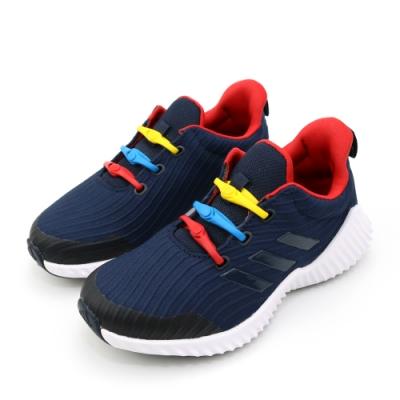 ADIDAS 中大童跑步鞋-B27852