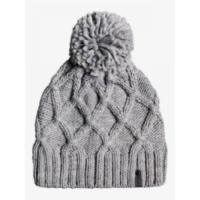 【ROXY】WINTER BEANIE 毛帽 灰