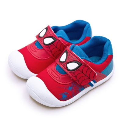 Marvel 漫威 蜘蛛人SPIDER-MAN 輕量兒童運動鞋 紅藍 99402