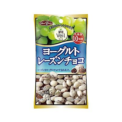 正榮 果實Veil優格葡萄乾巧克力(40g)