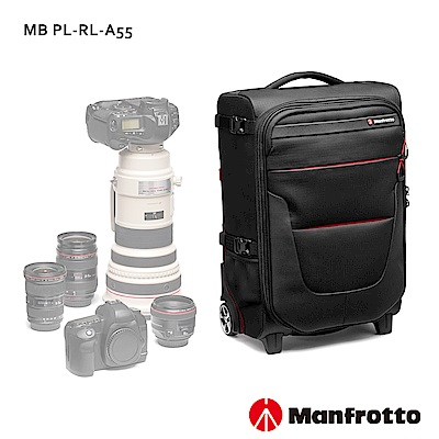 Manfrotto 旗艦級登機攝影拉桿箱 55 Reloader Air 55