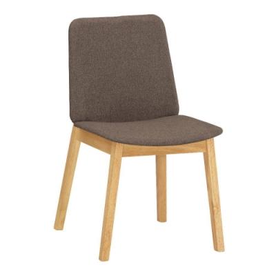 MUNA 科瑞恩餐椅(布)(實木)(1入) 47.5X56.5X80.5cm