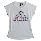 Adidas ISC SS T-短袖上衣-女