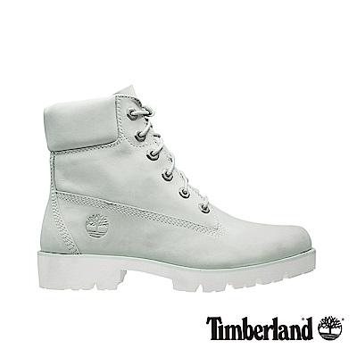 Timberland 女款淺藍色Heritage Lite 6吋靴