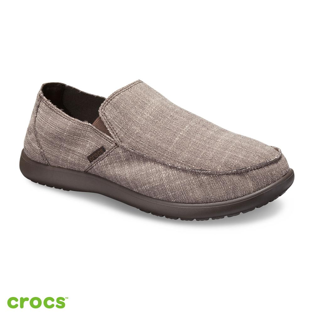 Crocs 卡駱馳 (男鞋) 聖克魯茲樂福鞋 205708-22Z