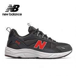 【New Balance】復古鞋_中性_黑色_ML615DB-D楦