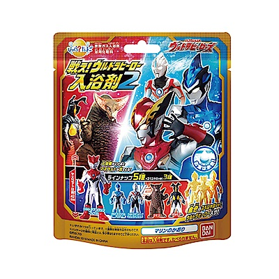 日本Bandai-戰鬥吧!鹹蛋超人英雄入浴球Ⅱ一入(隨機出貨) @ Y!購物