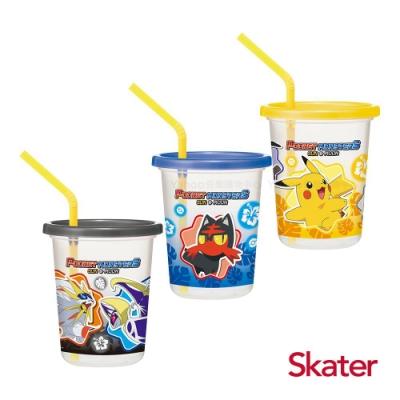 Skater日本製3入水杯(320ml)寶可夢