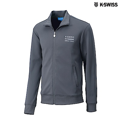 K-Swiss Retro Jacket運動外套-女-灰