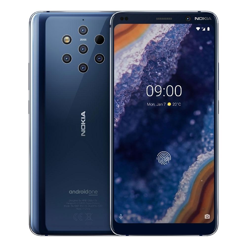 【福利品】Nokia 9 PureView (6G/128G) 5.99吋智慧型手機