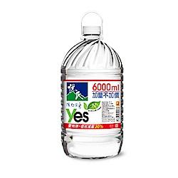 悅氏 天然水(6000mlx2瓶)