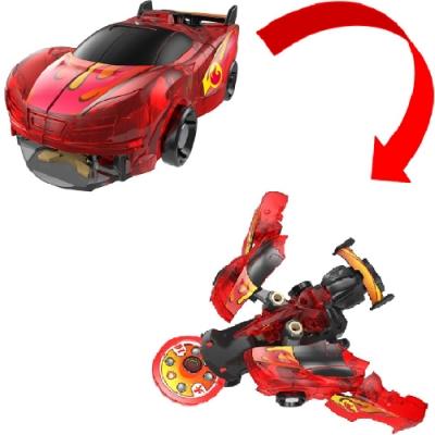 爆裂飛車 變身車子 疾速系列  爆旋飛龍