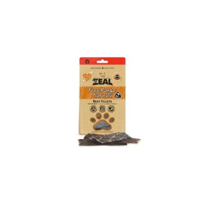 ZEAL真致天然風乾零食-牛肉片125g (ZE-AD-0318)