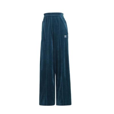 adidas 喇叭褲 Velour Track Pants 女款