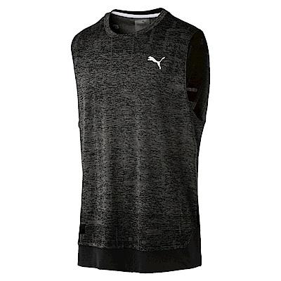 PUMA-男性訓練系列N.R.G. Tech運動背心-黑色-歐規