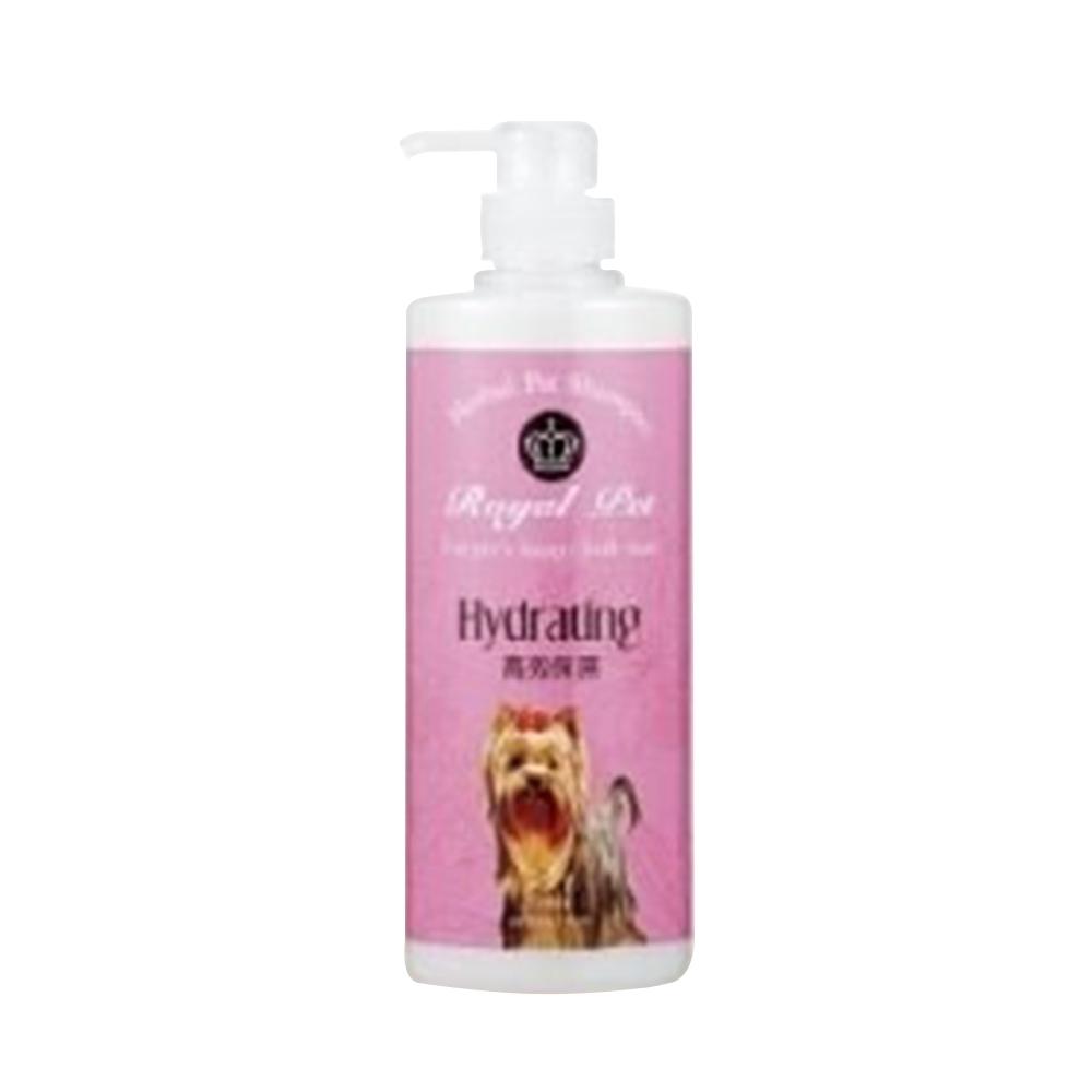 Royal Pet 皇家寵物《高效保濕》洗毛精-500mlX2罐組