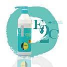 E2C美肌殿堂 核桃.向日葵4號染後固色洗髮精600ml (咖啡因 啡洗不可系列)-快