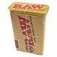 RAW-西班牙進口Slide Top Tin-滑蓋式馬口鐵收納盒(煙盒/捲煙紙盒/煙草盒) product thumbnail 1
