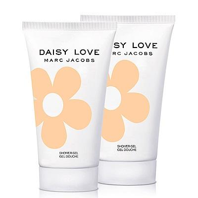 Marc Jacobs 親愛雛菊女性淡香水沐浴膠150mlX2入