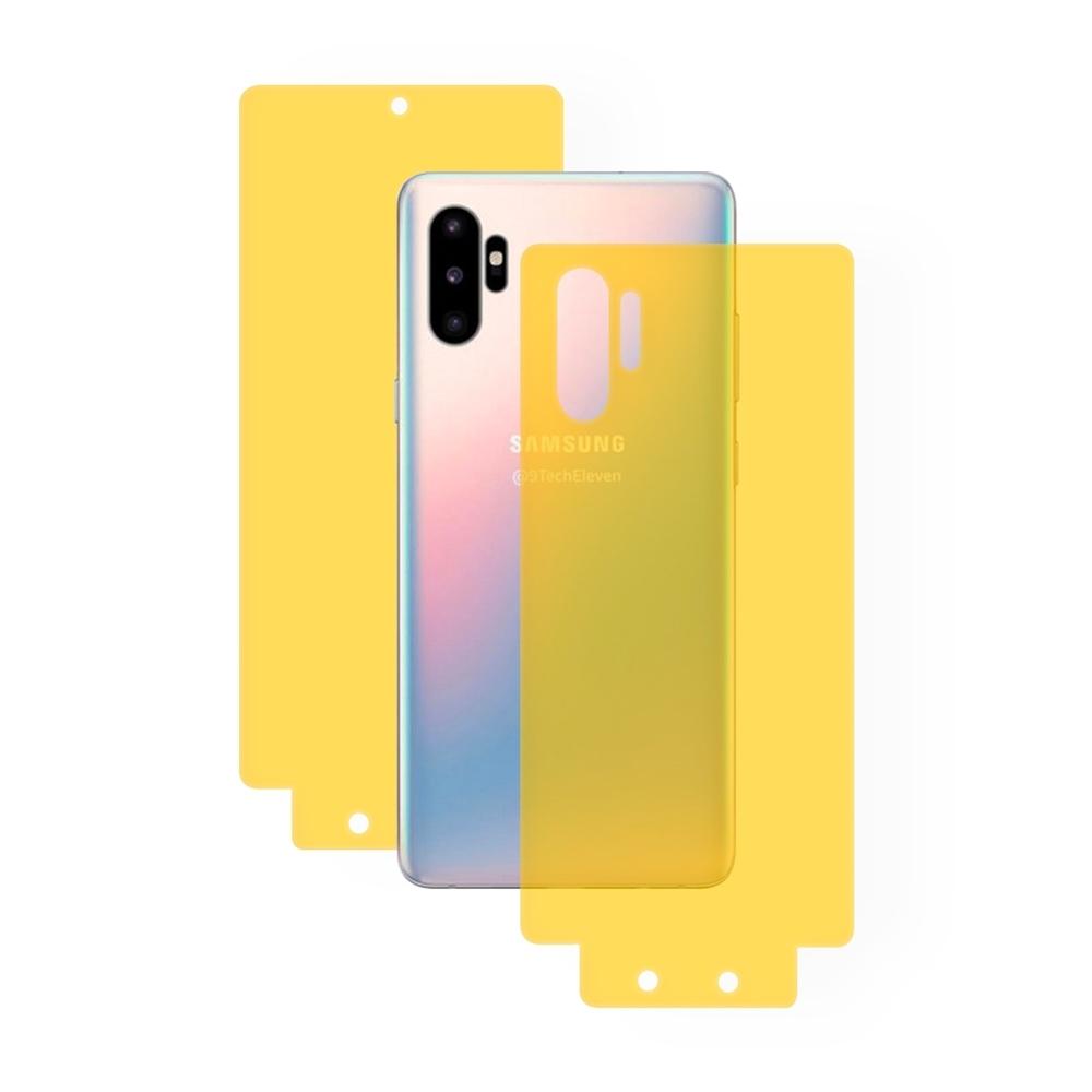 LUCCIDA Samsung Note 10+ 犀牛皮防爆膜