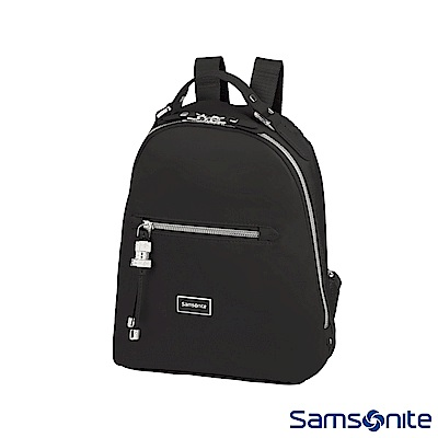 Samsonite新秀麗 KARISSA輕巧双肩後背包(黑)