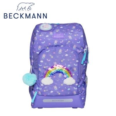 Beckmann-AIR擴充護脊書包20~25L-夢幻彩虹