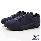Mizuno美津濃-避震耐磨X10健走鞋-172515藍(男段)