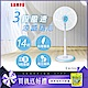 SAMPO聲寶 14吋 3段速機械式電風扇 SK-FQ14 product thumbnail 1