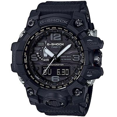 CASIO卡西歐G-SHOCK MASTER OF G極限腕錶 GWG-1000-1A1