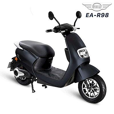 【e路通】EA-R98 誘惑 48V鉛酸電池 前後鼓煞車 電動車(電動自行車)