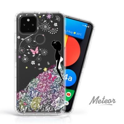 Meteor Google Pixel 4a 5G 奧地利水鑽殼 - 花嫁