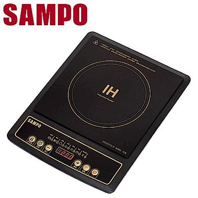 SAMPO 聲寶 IH 超薄電磁爐 KM-SH12T