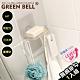 GREEN BELL 綠貝 居家系列無痕肥皂架(一入裝) product thumbnail 1