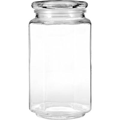 《Premier》8角玻璃密封罐(1.04L)