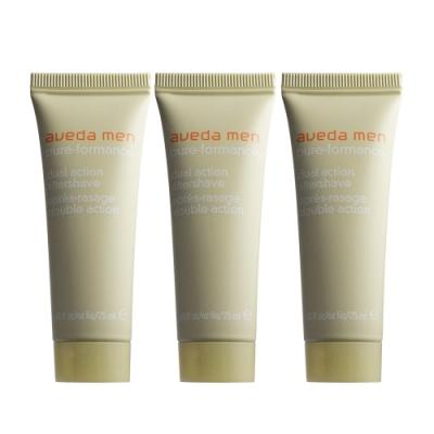 (即期品)AVEDA 純型淨顏保濕乳25ml*3入