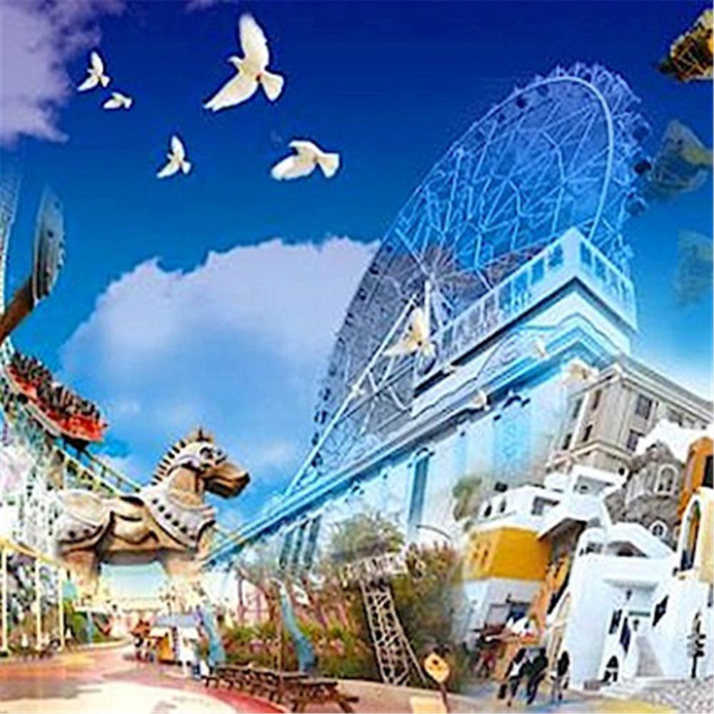 高雄義大遊樂世界主題樂園 單人全票含摩天輪(1張) @ Y!購物