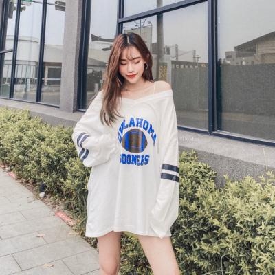 DoMiss韓國休閒寬版衛衣(3色)